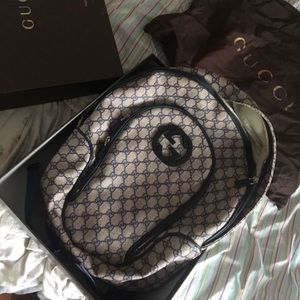 Gucci Backpack Brand New